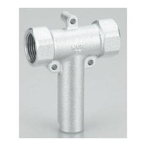 KVK 水栓金具【GDTB-C4C1C4】停滞水防止継手...