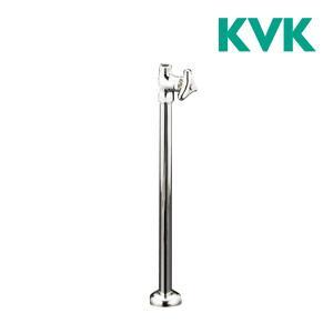 ▽《あすつく》◆15時迄出荷OK!KVK 水栓金具 ストレート形止水栓(給水管420mm・銅パイプ・...