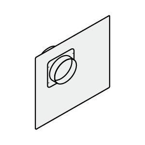 INAX/LIXIL 部材【FAF-50】ふさぎ板 排気用品|clover8888