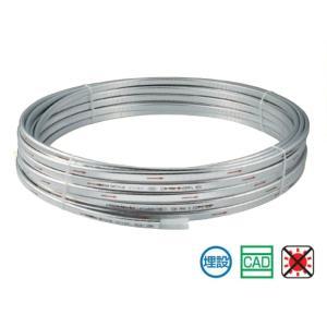 オンダ製作所【PEX10CT-25F】樹脂管 カポリツインW ペア管 10A 25(m/巻)