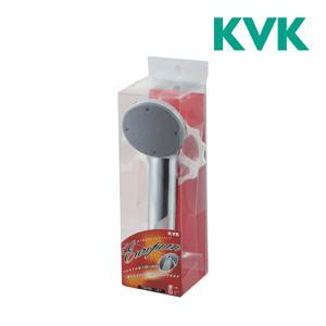 ▽KVK水栓金具【PZ905S】シャワーヘッド 吐水バリエーションメッキシャワーヘッド