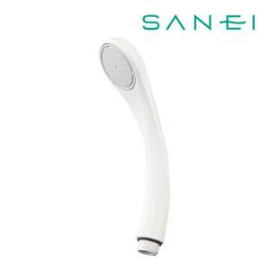 £▽π三栄水栓/SANEI【PS321B-81XA-MW2】低水圧用シャワーヘッド|clover8888