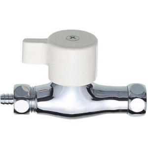 π三栄水栓/SANEI【PV271S-13】浄水器接続用化粧バルブ|clover8888