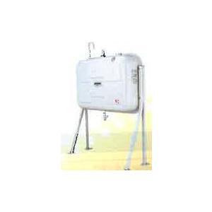 ##サンダイヤ オイルタンク【KH2-198SJ】標準タイプ 壁ピタハーフ 容積220L(旧品番KH2-198SC)|clover8888