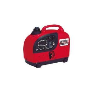 ■〒やまびこ/新ダイワ 防音型インバーター発電機 0.9kVA【IEG900M-Y】(2735920) 受注単位1