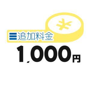 《追加料金・千円分》離島の追加料金等【1000円】 clover8888