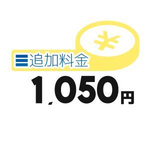 《追加料金・1050円分》離島の追加料金等【1050円】 clover8888