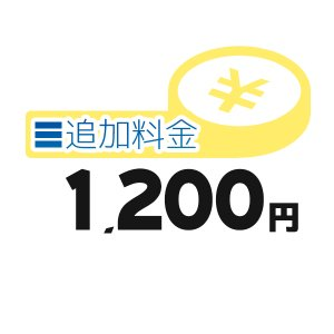 《追加料金・1200円分》離島の追加料金等【1200円】 clover8888