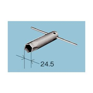 TOTO 工具【TZ8】レバー式および押しボタン式リモコン操作弁締付金具