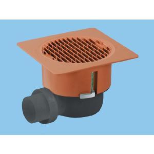 パナソニック換気扇部材【VB-GH50P-TA】ベンテック商品 薄形給排気グリル(床用)ブラウン