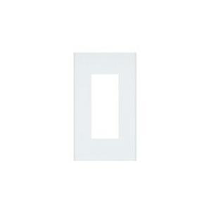 パナソニック 配線金具【WTF8003W】コンセントプレート 1連用 スクエアホワイト