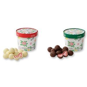 「商品情報」「主な仕様」フリーズドライ苺×ホワイトチョコ・白と赤の鮮やかなコントラストが目を引くチョ...