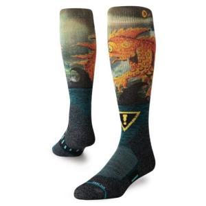 正規品●STANCE スタンス●ソックス 靴下 ●Lizard Lou●L(25.5〜29cm)●送料無料|cloversurf