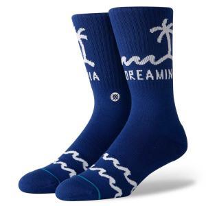 正規品●STANCE スタンス●ソックス 靴下 ●California Dreamin●L(25.5〜29cm)●送料無料|cloversurf