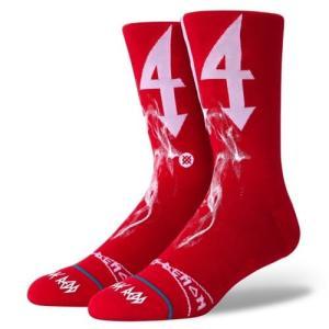 正規品●STANCE スタンス●ソックス 靴下 ●Trippie●L(25.5〜29cm)●送料無料|cloversurf