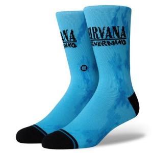 正規品●STANCE スタンス●ソックス 靴下 ●Nirvana Nevermind●L(25.5〜29cm)●送料無料|cloversurf