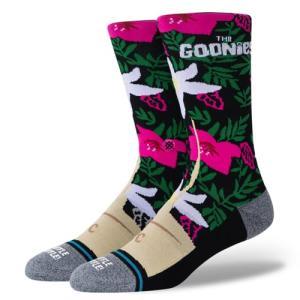 正規品●STANCE スタンス●ソックス 靴下 ●Chunk BLK-Black●S (22.0-24.5cm)●送料無料|cloversurf