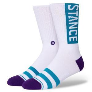 正規品●STANCE スタンス●ソックス 靴下 ●OG TEAL ●L (25.5-29.0cm)●送料無料|cloversurf