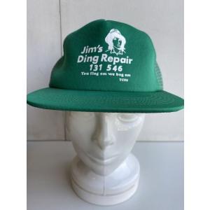 正規品★T.C.S.S (ティーシーエスエス)JIMS DINGS CAP GREEN O/S cloversurf