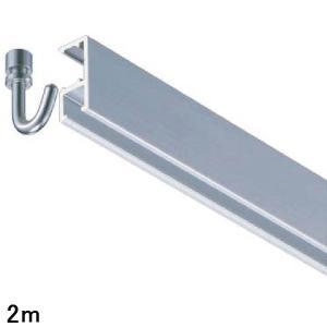 TAKIYA(タキヤ) ピクチャーレール コレダーライン G2セット 2m シルバー レール/スライドフック/部品セット G-2 タキヤコレダーライン
