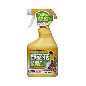 殺虫殺菌剤 ベニカマイルドスプレー420ml|clubestashop