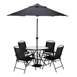 パラソル ガーデンチェア ガーデンテーブル チェア テーブル アウトドア PATIO PETITE(パティオプティ) TOSCA トスカ 全セット|clubestashop