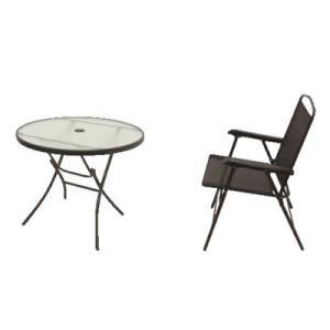 ガーデンテーブル チェア テーブル アウトドア ガーデンセット PATIO PETITE(パティオプティ) TOSCA チェア4脚+テーブル1脚セット|clubestashop