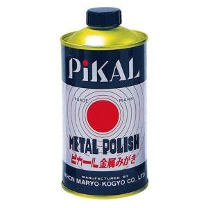 日本磨料工業 乳化性液状金属磨き ピカール液 300g 12100|clubestashop