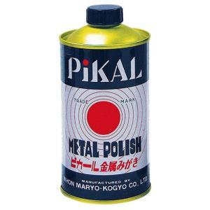 日本磨料工業 乳化性液状金属磨き ピカール液 500g|clubestashop