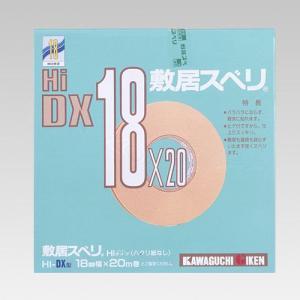 川口技研 敷居すべりテープ HI-DX はく離紙なしタイプ 幅18mm×長さ20m 木肌柄|clubestashop