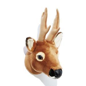 WILD&SOFT(ワイルドアンドソフト) アニマルヘッド ノロジカ BIBIB&Co(ビビブアンドコー) Animal Head|clubestashop