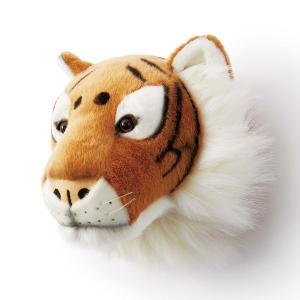 WILD&SOFT(ワイルドアンドソフト) アニマルヘッド タイガー BB25 BIBIB&Co(ビビブアンドコー) Animal Head|clubestashop
