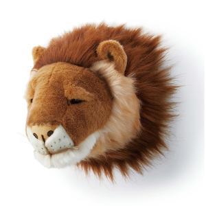 WILD&SOFT(ワイルドアンドソフト) アニマルヘッド ライオン BIBIB&Co(ビビブアンドコー) Animal Head|clubestashop