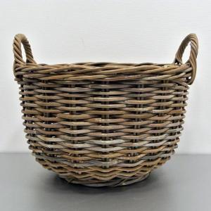 Maison Pederrey(メゾン ペデレー) バスケットラウンド kubu 小|clubestashop