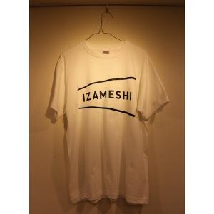 クラブエスタショップ イザメシ Tシャツ 白|clubestashop