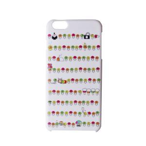 クラブエスタグッズ iPhone6 Plus/iPhone6s Plusケース きむしと仲間たち|clubestashop