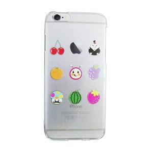 クラブエスタグッズ iPhone6/iPhone6s ケース フルーツきむし|clubestashop