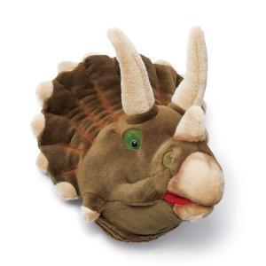 WILD&SOFT(ワイルドアンドソフト) アニマルヘッド トリケラトプス BB58 BIBIB&Co(ビビブアンドコー) Animal Head clubestashop