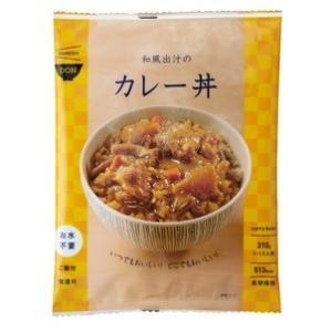 IZAMESHI(イザメシ) DON(丼) 和風出汁のカレー丼(長期保存食/3年保存/DON(丼)) 非常食 保存食 備蓄食|clubestashop|08