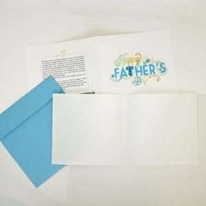 Quilling Card(クイリングカード) グリーティングカード Happy Father's Day お父さん、いつもありがとう|clubestashop|03