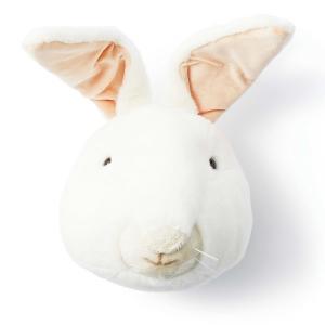 WILD&SOFT(ワイルドアンドソフト) アニマルヘッド ウサギ WS0012 BIBIB&Co(ビビブアンドコー) Animal Head|clubestashop