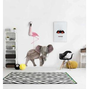 WILD&SOFT(ワイルドアンドソフト) Animal Head アニマルヘッド フラミンゴ WS0011 BIBIB&Co(ビビブアンドコー) TVで紹介 7月14日放送 王様のブランチ clubestashop 05