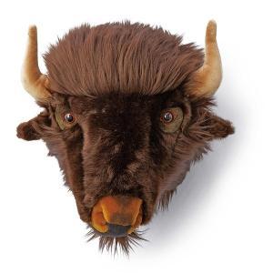 WILD&SOFT(ワイルドアンドソフト) アニマルヘッド バッファロー WS0054 BIBIB&Co(ビビブアンドコー) Animal Head|clubestashop