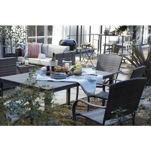 PATIO PETITE(パティオプティ) SAHARA サハラ・スタッキングチェア 椅子 屋外用家具 ガーデンチェア 人口ラタン ガーデンチェアー イス 椅子 いす アウトドア clubestashop 02