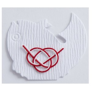 Studio GALA(スタジオガラ) 箸袋 鯛 5枚入り dan07【お正月 お祝い おめでたい モダン 和紙】 clubestashop
