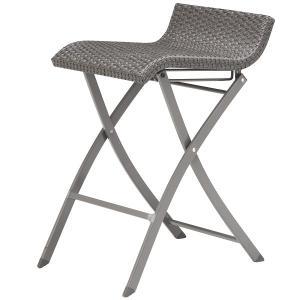 PATIO PETITE(パティオプティ) フィオーレ・ラタン・チェア 折りたたみ式椅子 屋外用|clubestashop