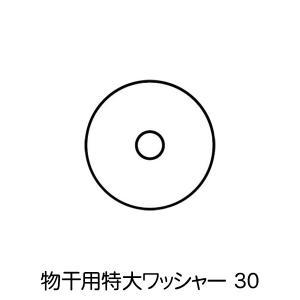 杉田エース ACE 物干用特大ワッシャー 30 1枚 【店頭受取対応商品】 clubestashop