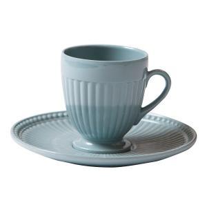 BORGO DELLE TOVAGLIE(ボルゴ) コーヒーカップ ブルーセージ|clubestashop