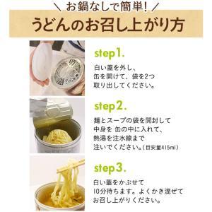 IZAMESHI(イザメシ) うどん6缶セット (長期保存食/3年保存/麺) 非常食 保存食 備蓄食|clubestashop|06