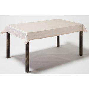 BORGO DELLE TOVAGLIE(ボルゴ) テーブルクロス レクタングル グレー 116×176|clubestashop